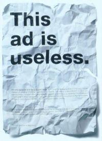 تبلیغات مضر
